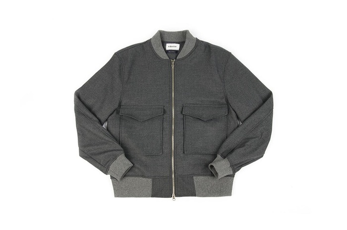 short big pocket jacket