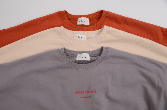 leo basic sweatshirt