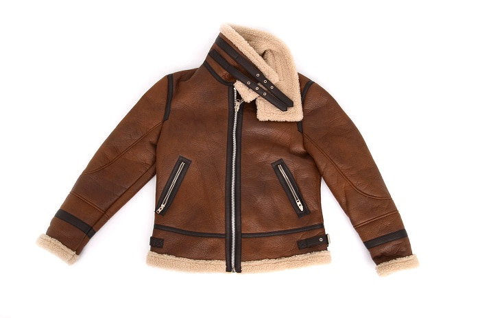 Buffalo Leather Jacket