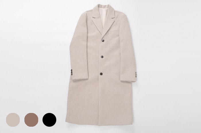 Maison Wool Single Coat
