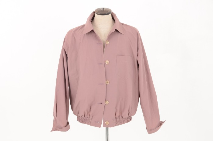 button blouson